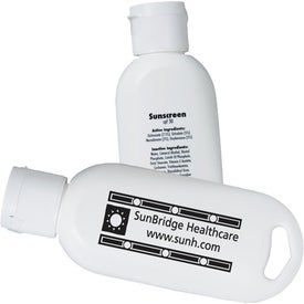 Sunscreen Tube