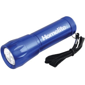 Monogrammed Super Bright Flashlight