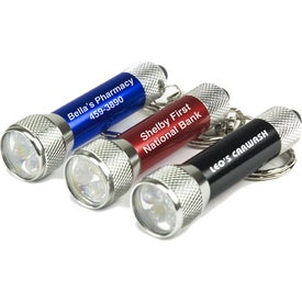 Logo Super Bright LED Flashlight