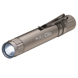 Super Bright Pocket Torch Branded with Your Logo