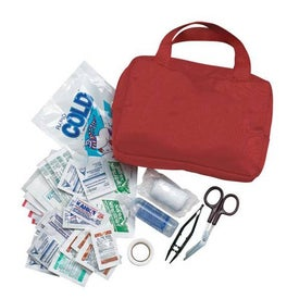 Super First Aid Kit with Amenity Giveaways