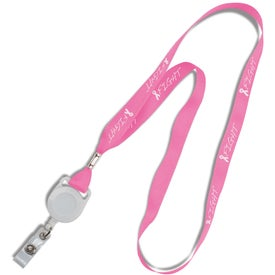 "Super Value Lanyard (5/8"")"