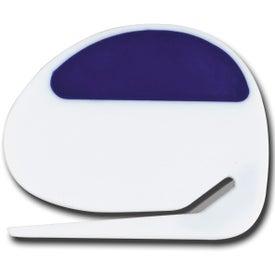 Branded Sure-Grip Letter Opener