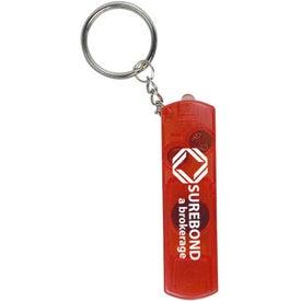 Printed Survivor Keychain