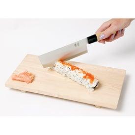 Sushi Knife Set with Your Slogan