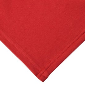 Logo Warm Sweatshirt Blanket