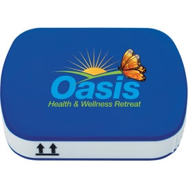 Logo Swerve Pill Box