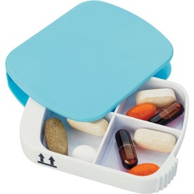 Swerve Pill Box for Marketing