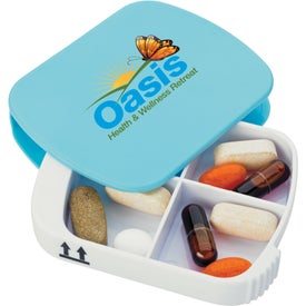 Custom Swerve Pill Box
