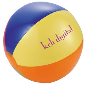 "Swirl Beach Ball (12"")"