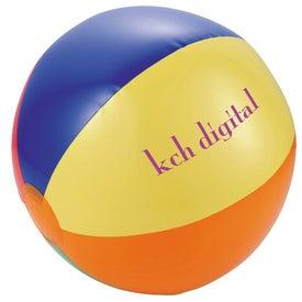 Swirl Beach Ball