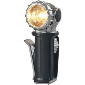 Branded Swivel Flashlight