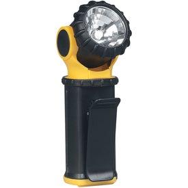 Swivel Flashlight for Marketing