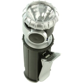 Printed Swivel Flashlight