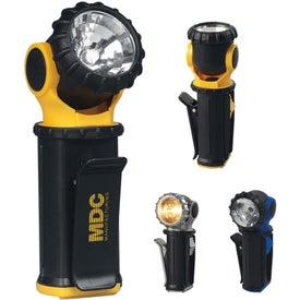 Swivel Flashlight for Customization