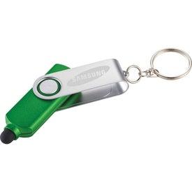 Company Swivel Keylight and Stylus