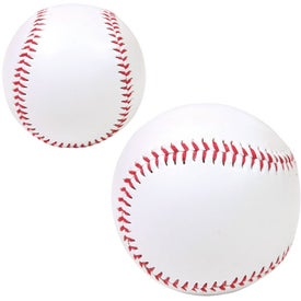 Synthetic Promotional Baseball Imprinted with Your Logo