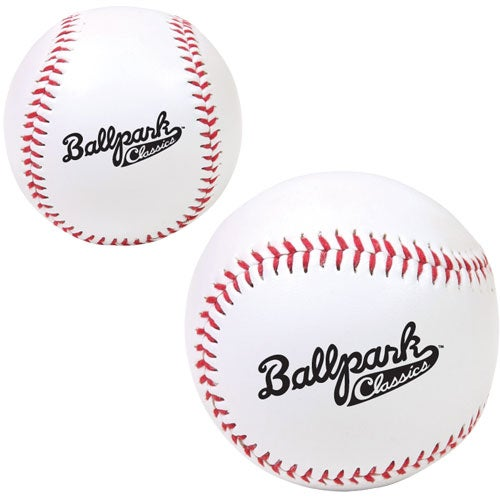 White Synthetic Baseball
