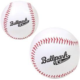 Customized Synthetic Promotional Baseball