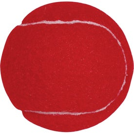 Synthetic Promotional Tennis Ball Imprinted with Your Logo
