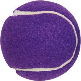 Company Synthetic Promotional Tennis Ball