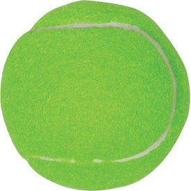 Personalized Synthetic Promotional Tennis Ball