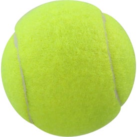 Printed Synthetic Tennis Ball