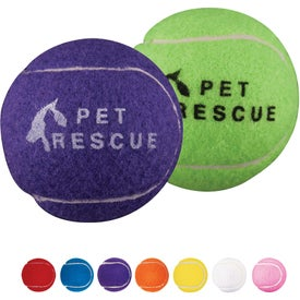 Synthetic Tennis Ball for Marketing