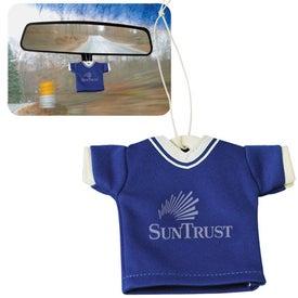 T-Shirt Air Freshener for Marketing