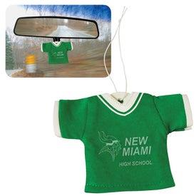 Logo T-Shirt Air Freshener