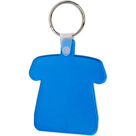 T-Shirt Soft Key Tag for Promotion