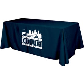 "Table Cover (8 Ft. Table, Flat, 3-Sided, 12.5833 Ft. x 65"")"