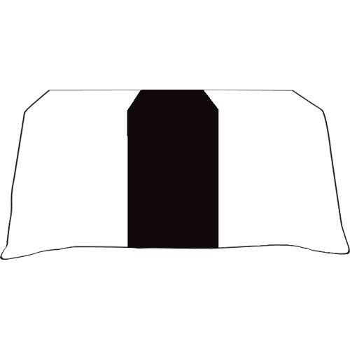 Yellow Table Runner Poly Cotton