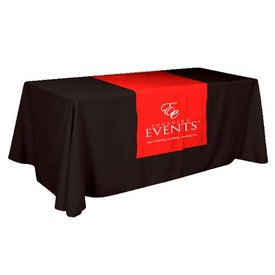Top Printed Table Runner