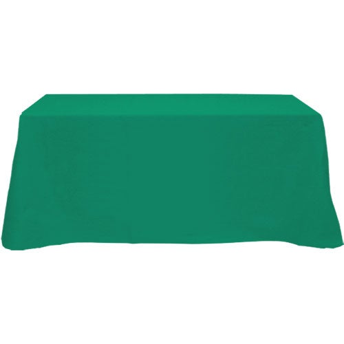 Table Cover Fits 6 Foot Standard Table (Flat 4 Sided)
