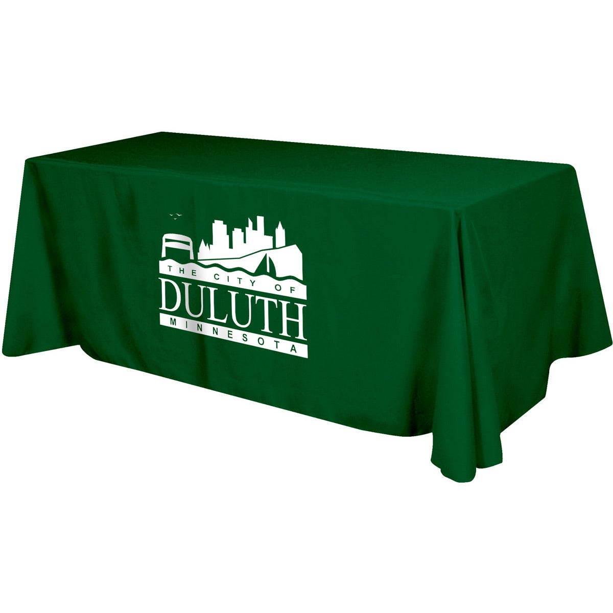 Table Cover Fits 8 Foot Standard Table (Flat 4 Sided)