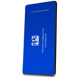 UL Tablet Power Bank with Your Slogan