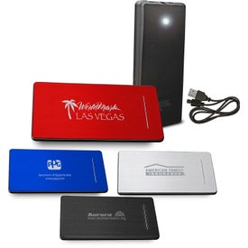 Tablet Power Bank (5000 mAh, UL Listed)