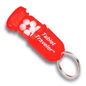 Tablet Traveler Keychain