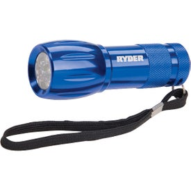 Tactical LED Flashlight for Advertising