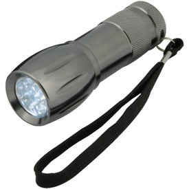 Logo Tactical LED Flashlight