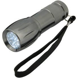Logo Tactical LED Flashlight
