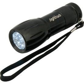 Customized Tactical LED Flashlight