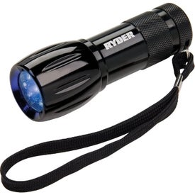 Branded Tactical LED Flashlight