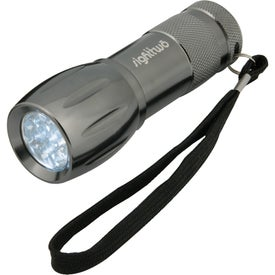 Tactical LED Flashlight Branded with Your Logo