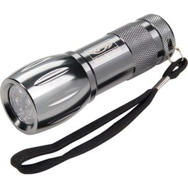 Tactical LED Flashlight Printed with Your Logo
