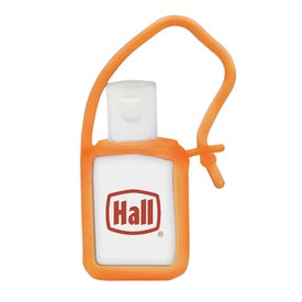 Tag Along Gel Sanitizer with Your Logo