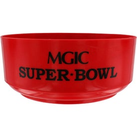Personalized Tailgate Bowl