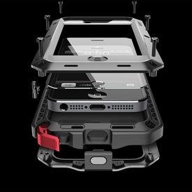 Monogrammed Taktik Extreme Case for iPhone 5