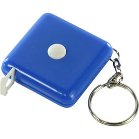 Logo Tape-A-Matic Key Tag